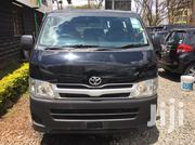 Toyota HiAce 2013 Black | Buses & Microbuses for sale in Nairobi, Kilimani