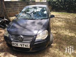 Volkswagen Polo 2009 Black