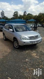 Toyota Harrier 2011 Silver | Cars for sale in Nairobi, Karura