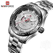 Naviforce Watch for Men 9157 Stainless Steel | Watches for sale in Nairobi, Nairobi Central
