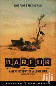 Darfur -julie Flint And Alex De Waal | Books & Games for sale in Nairobi, Nairobi Central