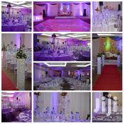 Indoor Wedding Decor Services | Party, Catering & Event Services for sale in Nairobi, Roysambu