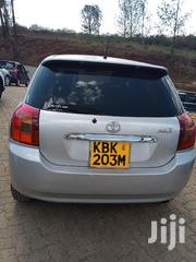 Toyota Allex 2005 Silver | Cars for sale in Nairobi, Kahawa West