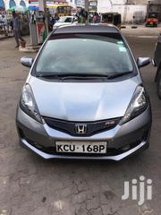 Honda Fit 2012 Sport Automatic Gray | Cars for sale in Mombasa, Shimanzi/Ganjoni