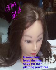 100% Human Hair Dummy for Salon Practice at 3000 Only | Hair Beauty for sale in Nairobi, Nairobi Central