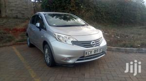 Nissan Note 2012 1.4 Silver