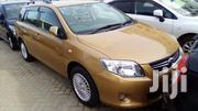 Toyota Fielder 2012 Gold | Cars for sale in Mombasa, Shimanzi/Ganjoni
