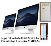 Apple Thunderbolt 3 (USB-C) To Thunderbolt 2 Adapter MMEL2A | Computer Accessories  for sale in Nairobi, Parklands/Highridge