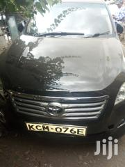 Toyota Vanguard 2012 Black | Cars for sale in Nairobi, Eastleigh North