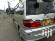 Toyota Alphard 2005 Silver   Buses for sale in Nairobi, Harambee