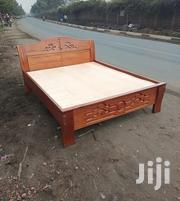 Mahogany Bed 4 *6 Feets | Furniture for sale in Nairobi, Nairobi Central