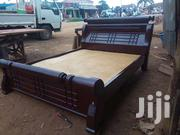 Bed Made Of Pure Wood | Furniture for sale in Nairobi, Ngara