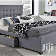 Beds With Classic Buttoning | Furniture for sale in Nairobi, Ngara