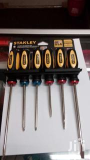 6 PC STANLEY SCREW DRIVER SET | Laptops & Computers for sale in Nairobi, Nairobi Central