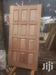 Security Door Single Big Mahogany | Doors for sale in Nairobi, Ziwani/Kariokor