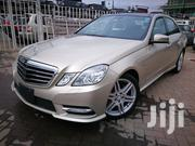 Mercedes-Benz E250 2012 Gold | Cars for sale in Nairobi, Kilimani
