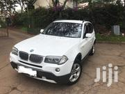 BMW X3 2008 2.5i White | Cars for sale in Nairobi, Nairobi Central