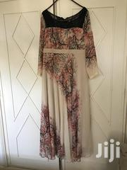 Long Sleeved Multicolored Chiffon Dress | Clothing for sale in Mombasa, Kadzandani