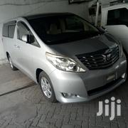 Toyota Alphard 2012 Silver | Cars for sale in Mombasa, Tononoka