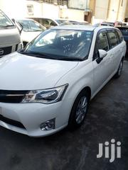 Toyota Fielder 2013 White | Cars for sale in Mombasa, Likoni