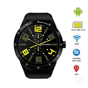 K98H 3G Android GPS Smartwatch With Heart Rate/Bp Monitor