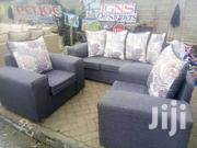 Simple Quality Ready Made 5 Seater Sofa Set | Furniture for sale in Nairobi, Ngara