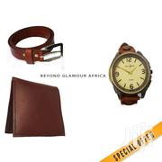 Watch + Wallet + Belt Combo | Bags for sale in Nairobi, Nairobi Central
