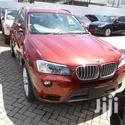 BMW X3 2012 Red | Cars for sale in Mombasa, Majengo