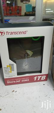 1tb Transcend External Hdd | Computer Accessories  for sale in Nairobi, Nairobi Central