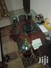 Coffee Table With 4 Stools | Furniture for sale in Kilifi, Mtwapa