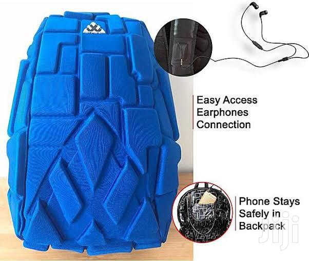 Archive: Anti Theft Block Back Pack