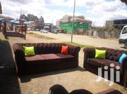 Chesterfield 5seater | Furniture for sale in Nairobi, Ziwani/Kariokor