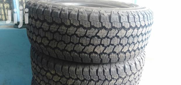 265/65/17 Goodyear Klevar Tyre's Is Made In South Africa