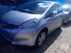 New Honda Fit 2012 Silver