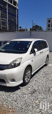 Toyota ISIS 2012 White | Buses for sale in Mombasa, Shimanzi/Ganjoni