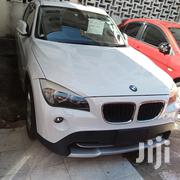 BMW X1 2012 White | Cars for sale in Mombasa, Majengo