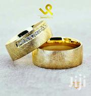 Custom Made 18k Gold Bride N Groom Wedding Band Ring | Jewelry for sale in Nairobi, Nairobi Central