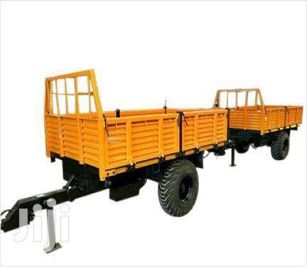 Tipping Trailer 5 And 10 Tonne ( FK )