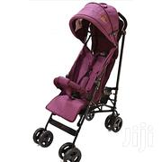 Blue Lightweight Foldable Baby Stroller/Pram/Push Chair/ Buggy | Prams & Strollers for sale in Nakuru, Naivasha East