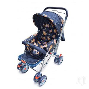 Generic Foldable Baby Stroller/ Pram/Push Chair/ Buggy -Multicolored