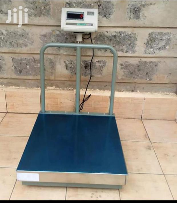 Heavy Duty Industrial Weighing Scales