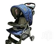 Baby Stroller/Foldable Pram Portable Baby Stroller With Casters-blue | Prams & Strollers for sale in Nairobi, Nairobi Central