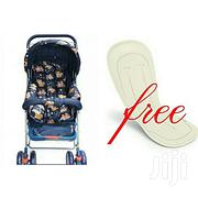 Foldable Pram Portable Baby Stroller With Casters- Multicolour | Prams & Strollers for sale in Nairobi, Nairobi Central