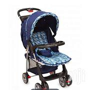 Generic Blue Foldable Baby Stroller/ Pram/Push Chair/ Buggy | Prams & Strollers for sale in Nairobi, Nairobi Central