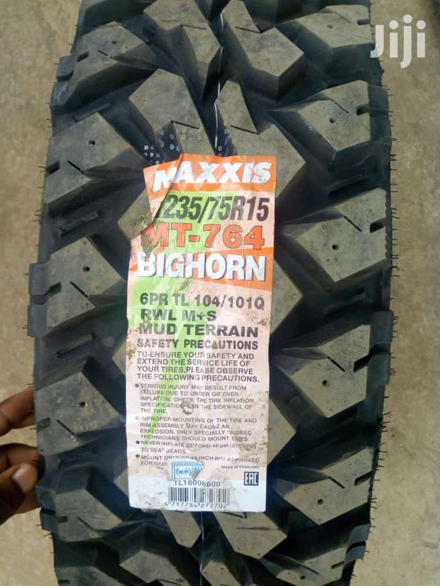 Tyre Size 235/75r15 C Maxxis Tyres