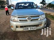 Toyota Hilux 2007 Silver | Cars for sale in Kajiado, Ongata Rongai