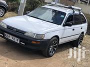 Toyota Corolla 2002 2.2 D Break White | Cars for sale in Nairobi, Kilimani