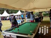 Marble Top Pool Tables for Hire to Events. | Sports Equipment for sale in Nairobi, Nairobi West