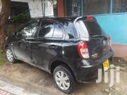 Nissan March 2010 Black | Cars for sale in Mombasa, Tudor