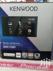 Car Radio Dmx120bt Kenwood With Reverse Camera Input | Vehicle Parts & Accessories for sale in Nairobi, Nairobi Central